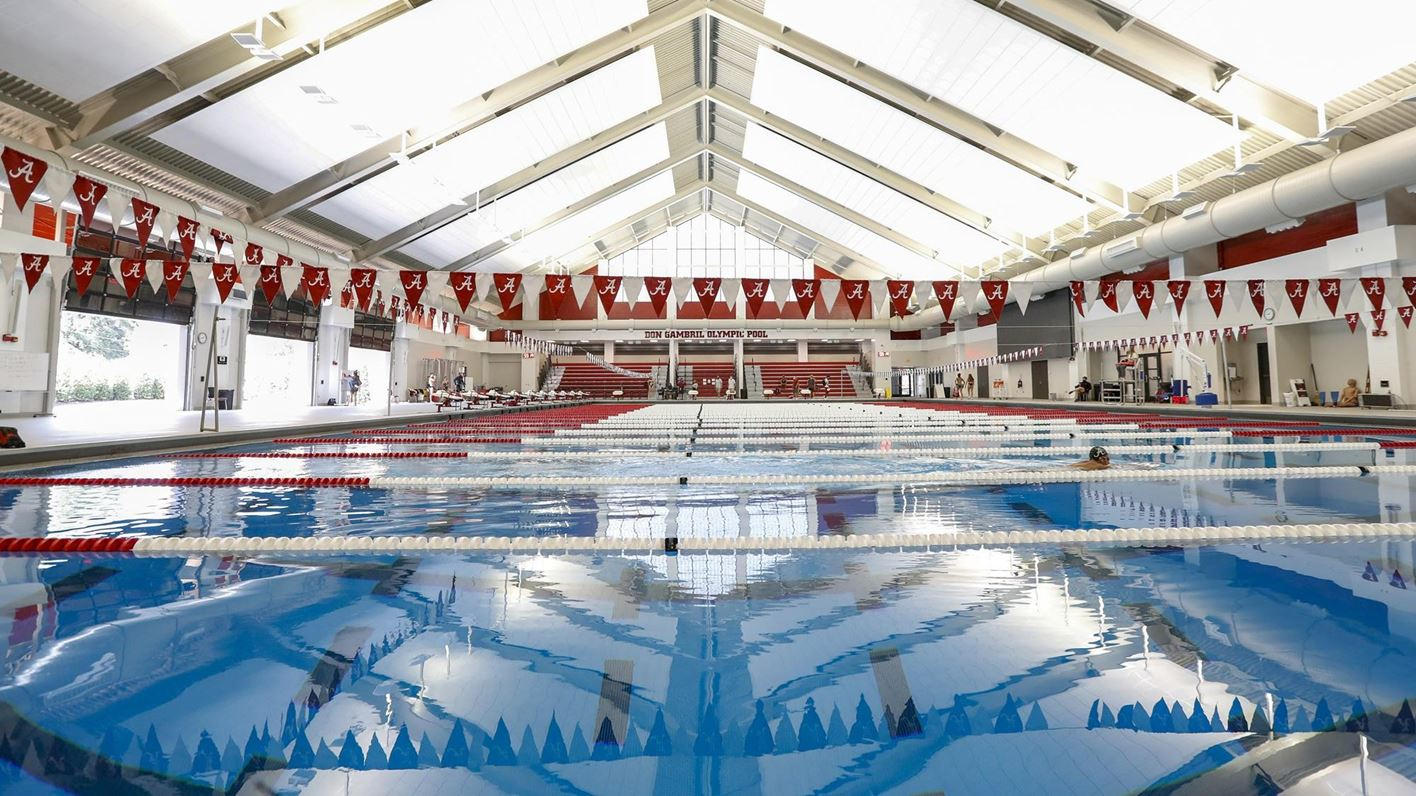 University of Alabama Pool