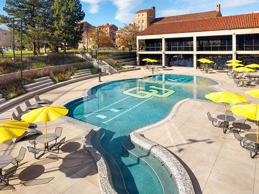 University of Colorado in Boulder Pool