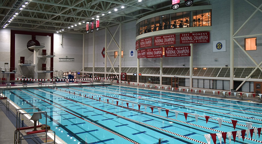 University of Georgia Pool