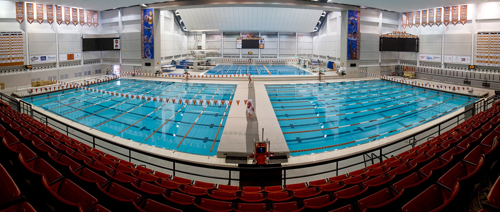 University of Texas at Austin Pool