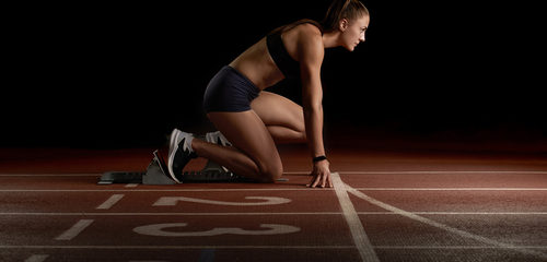 womens track and field scholarships