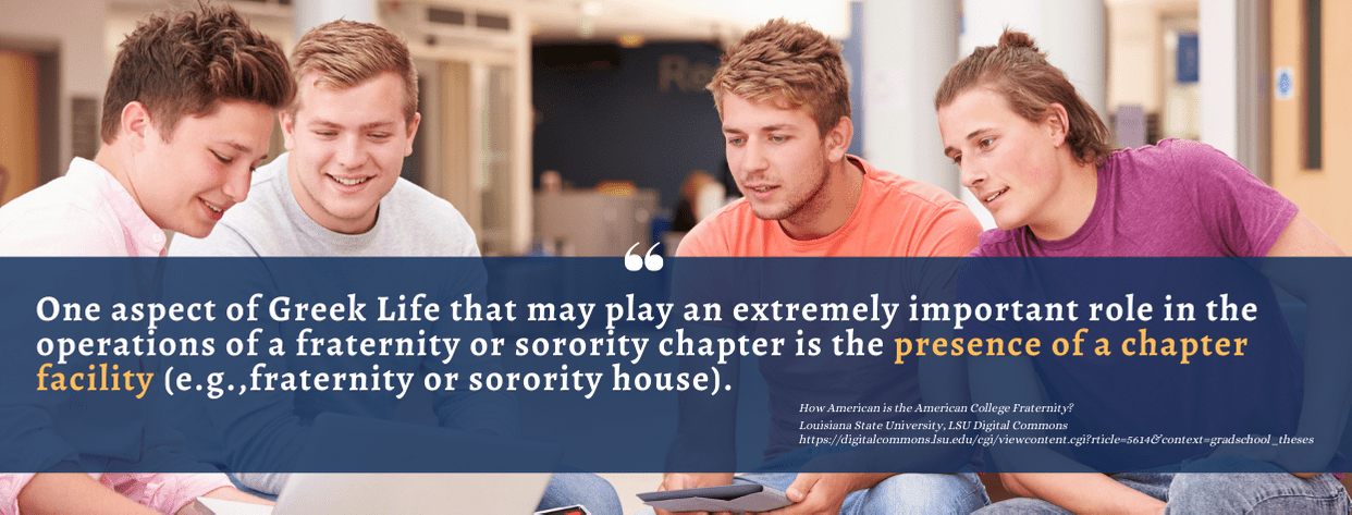Best Fraternities fact 1