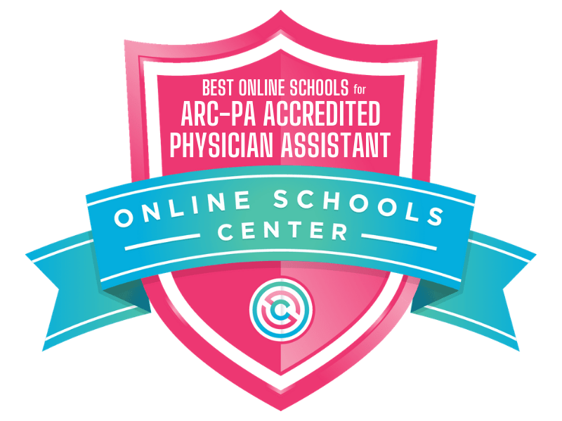 OSC_Best Schools Physician Assistant badge