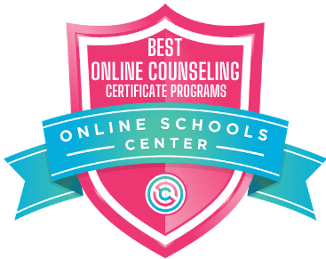 Best Online Counseling Certificate Programs - Badge