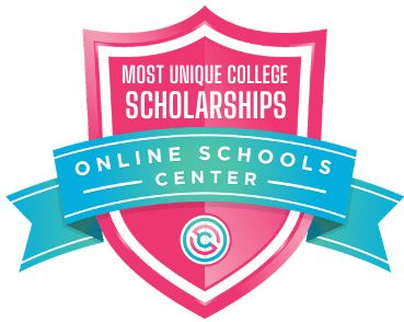 Most Unique Scholarships - Badge