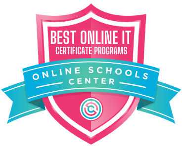 Online IT Certificate Programs - Badge