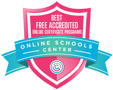 Free Accredited Online Certificate Programs - Badge