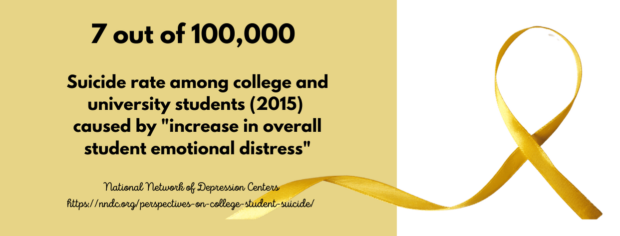 College Suicide - Fact 1