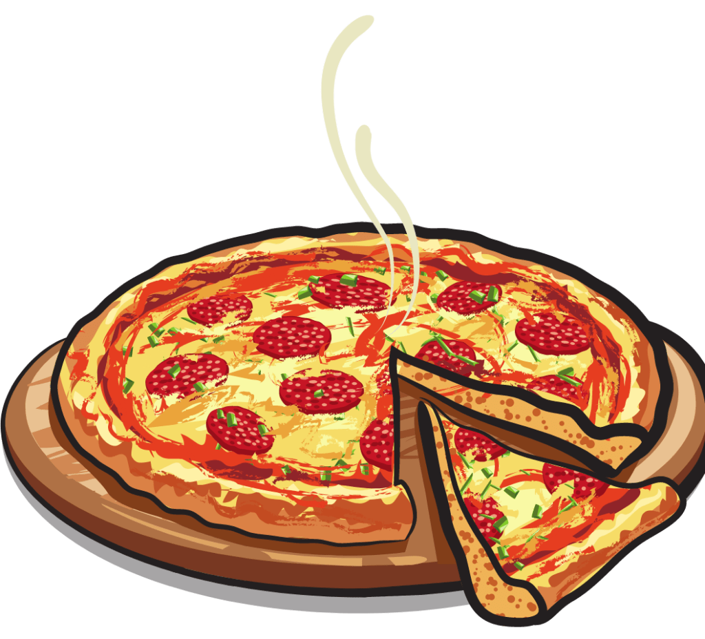 College Town Pizza - Divider