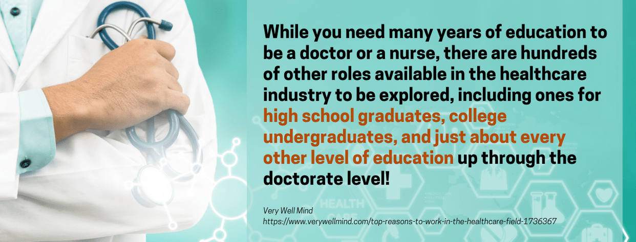 Healthcare Certification fact 1