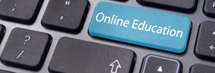 online education past present and future